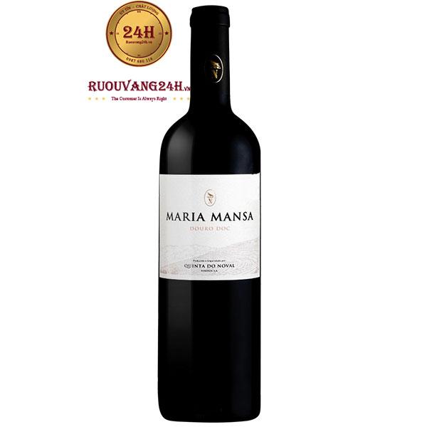 Rượu Vang Quinta Do Noval Dry Wine Maria Mansa Douro