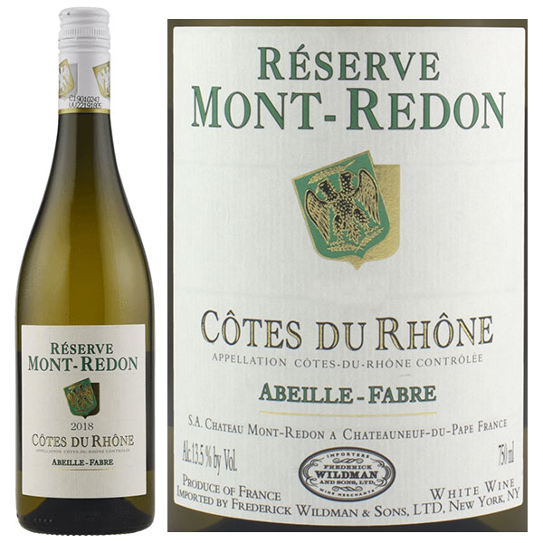 Rượu Vang Reserve Mont Redon Cotes Du Rhone