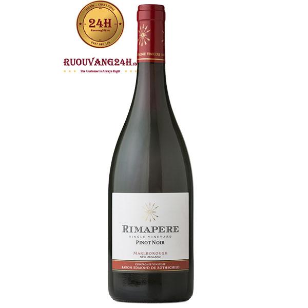 Rượu Vang Rimapere Pinot Noir Marlborough