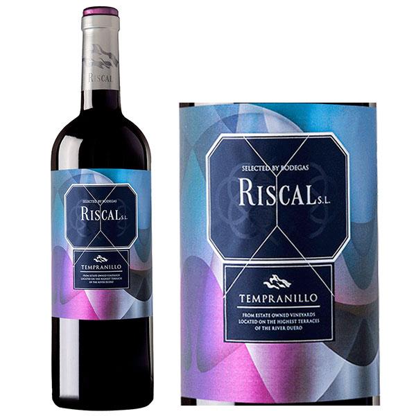 Rượu Vang Riscal Tempranillo 1860