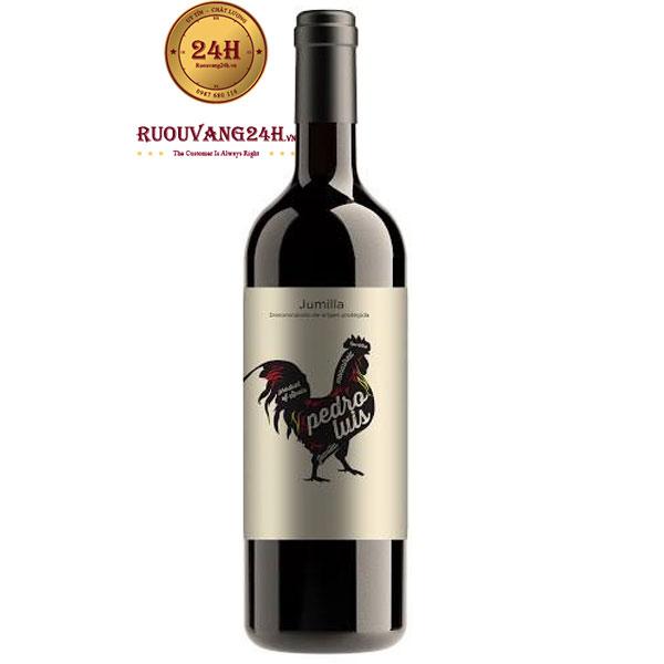 Rượu Vang Tây Ban Nha Pedro Luis Jumilla