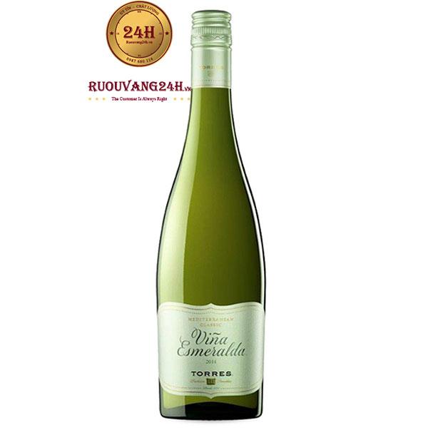 Rượu Vang Tây Ban Nha Torres Vina Esmeralda