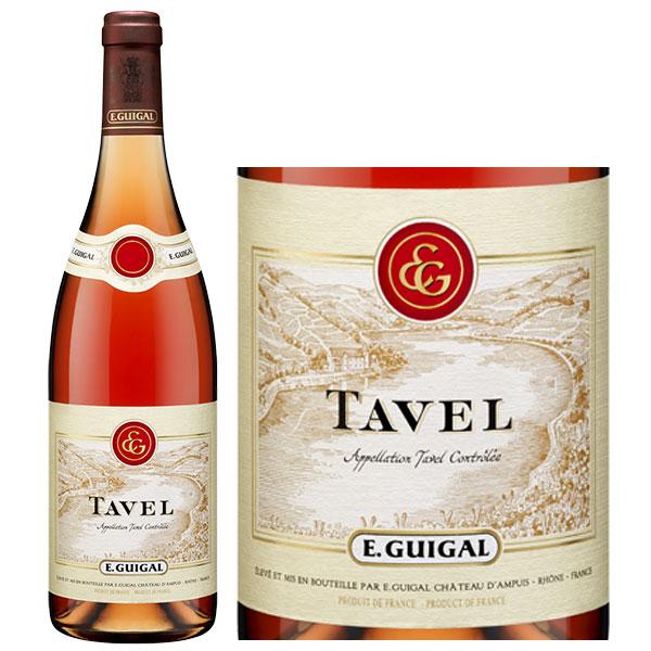 Rượu Vang Tavel Guigal Rose