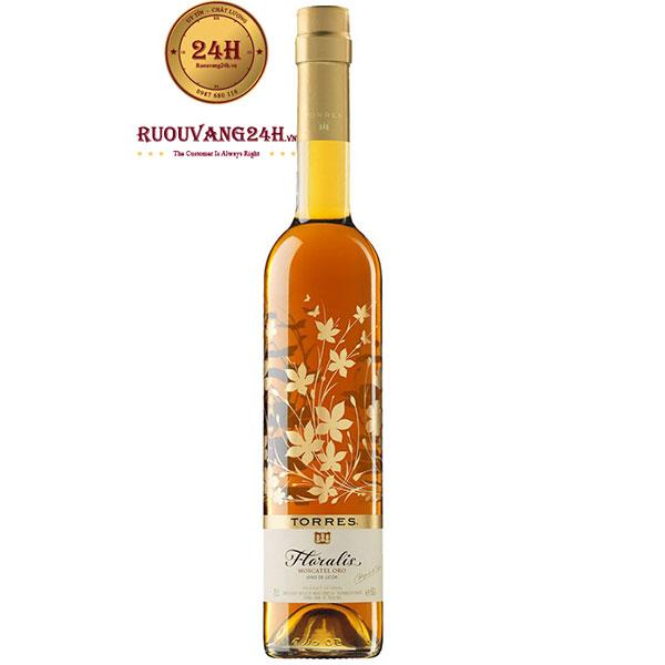 Rượu Vang Torres Floralis Moscatel Oro