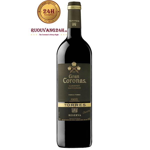Rượu Vang Torres Gran Coronas Penedes