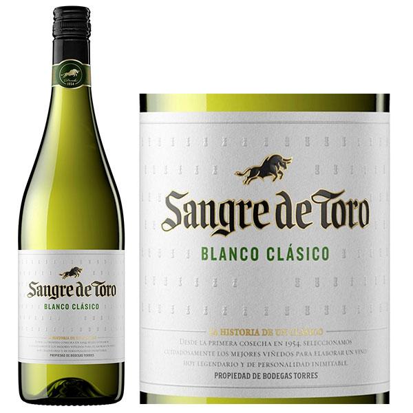 Rượu Vang Torres Sangre De Toro Blanco Clasico
