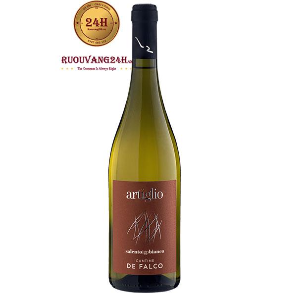 Rượu Vang Trắng Cantine De Falco Artiglio Bianco