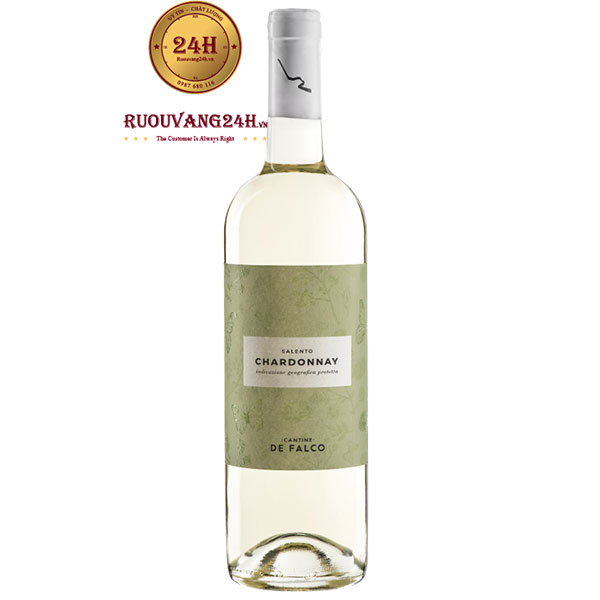 Rượu Vang Trắng Cantine De Falco Chardonnay