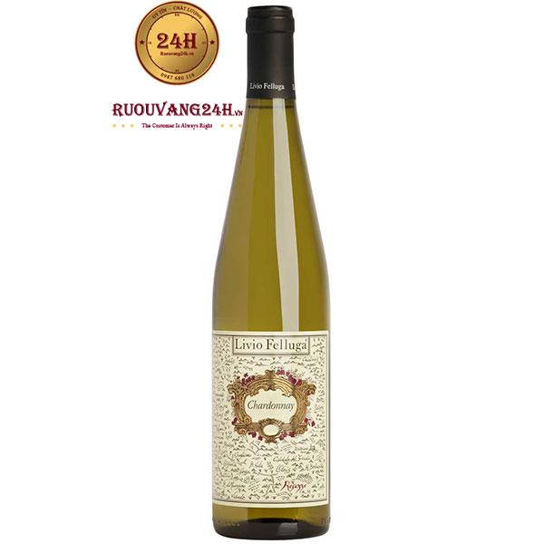 Rượu Vang Trắng Livio Felluga Chardonnay