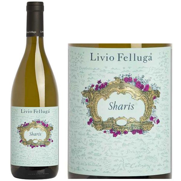Rượu Vang Trắng Livio Felluga Sharis