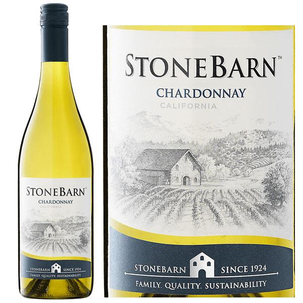 Rượu Vang Trắng Stone Barn Chardonnay