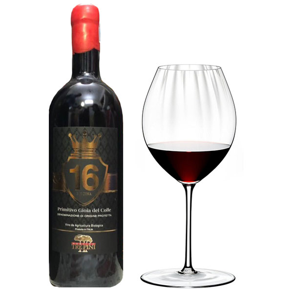 Rượu Vang Trepini 16 Limited