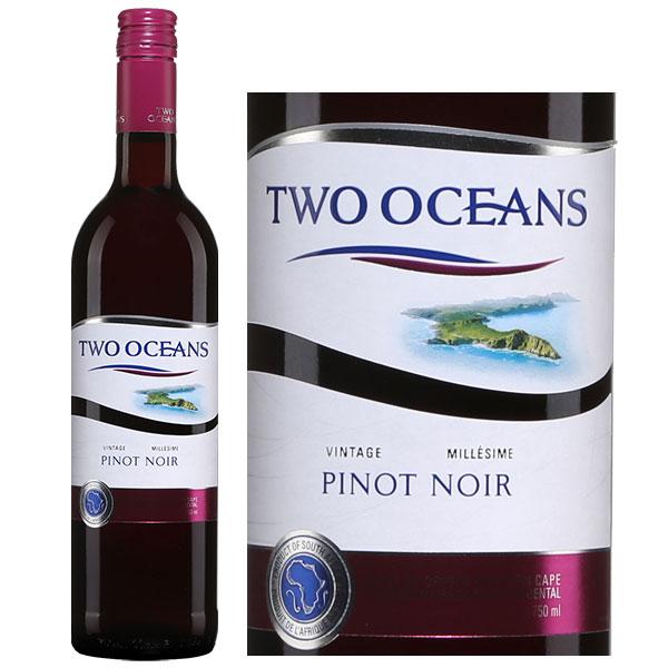 Rượu Vang Two Oceans Pinot Noir