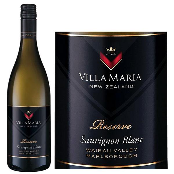 Rượu Vang Villa Maria Reserve Sauvignon Blanc