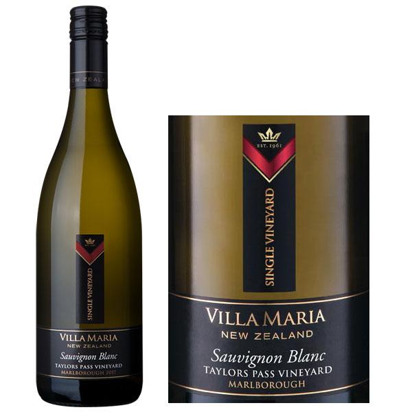Rượu Vang Villa Maria Single Vineyard Taylors Pass