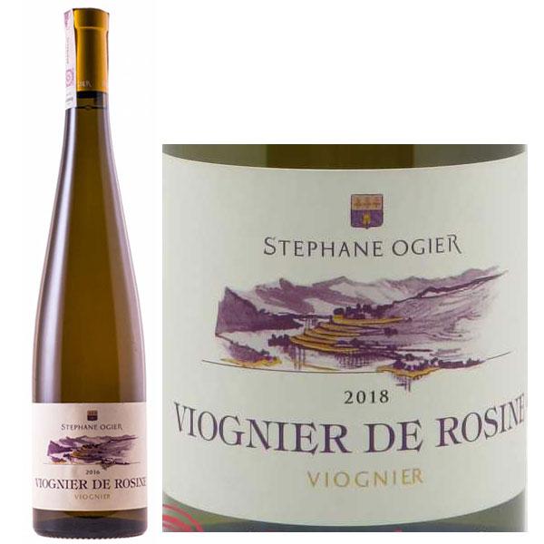 Rượu Vang Viognier De Rosine Stephane Ogier
