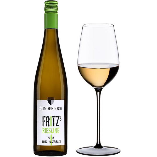 Rượu Vang Fritz Riesling