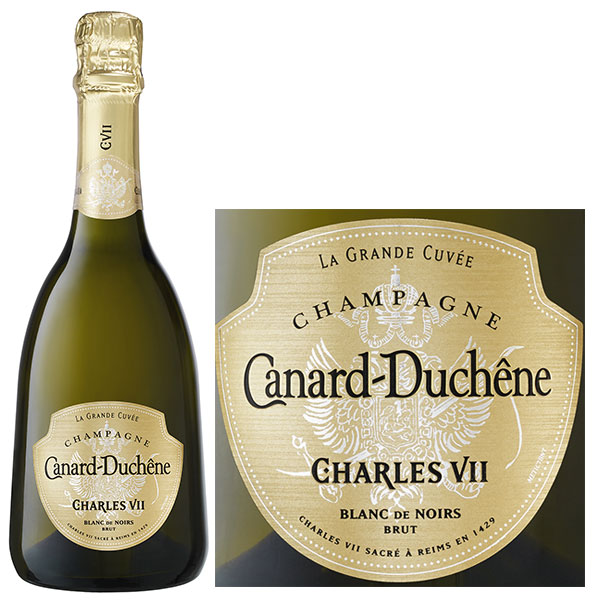 Rượu Champagne Canard Duchene Charles VII Blanc De Noirs