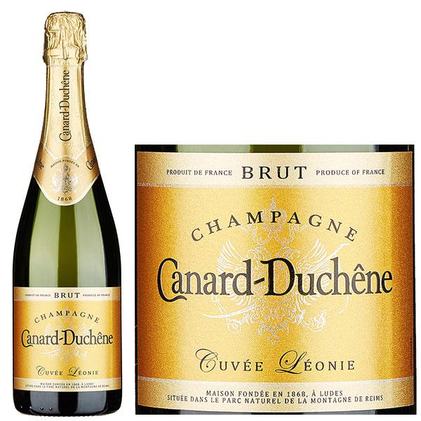 Rượu Champagne Canard Duchene Cuvee Leonie Brut