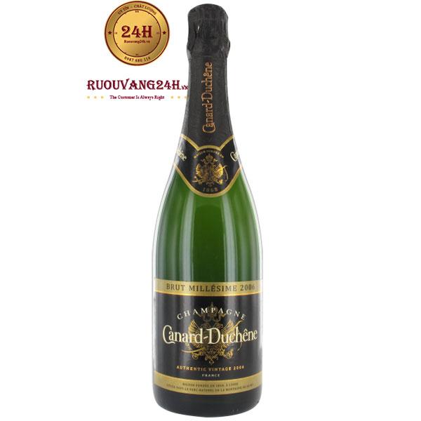 Rượu Champagne Canard Duchene Millesime