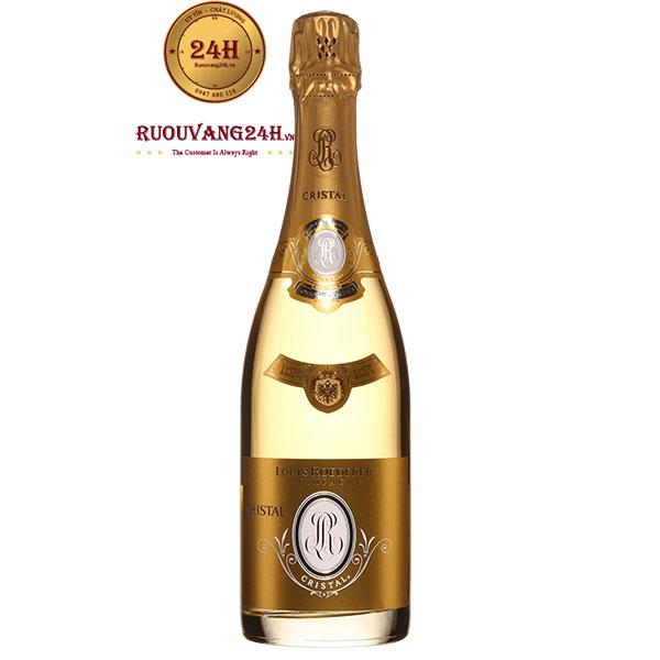 Rượu Champagne Louis Roederer Cristal