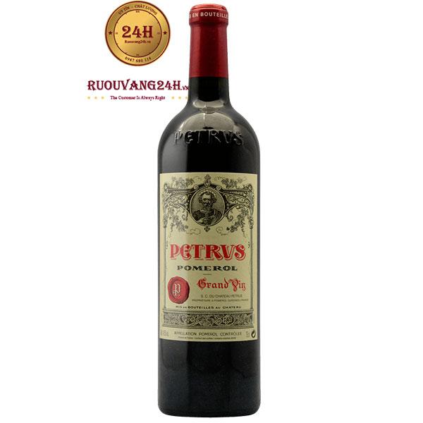 Rượu Vang Chateau Petrus Pomerol