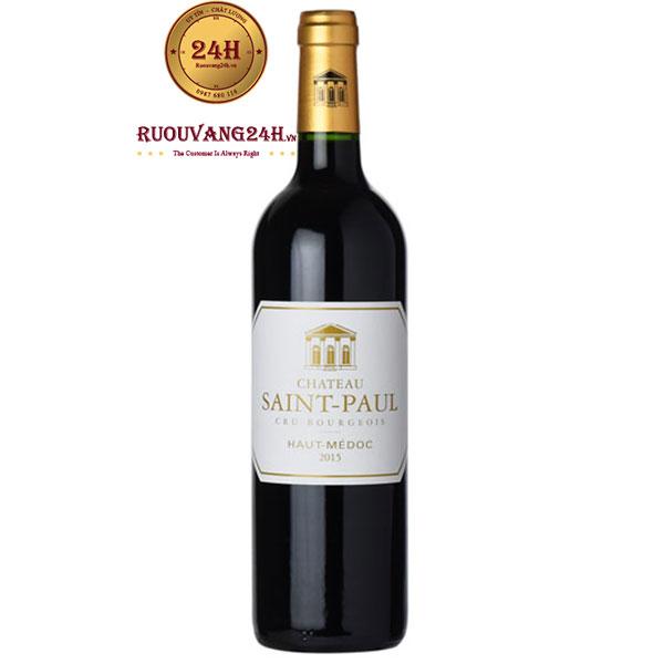 Rượu Vang Chateau Saint Paul
