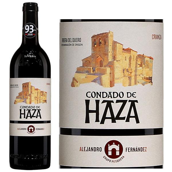 Rượu Vang Condado De Haza