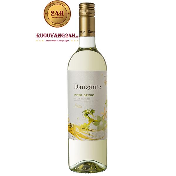 Rượu Vang Danzante Pinot Grigio