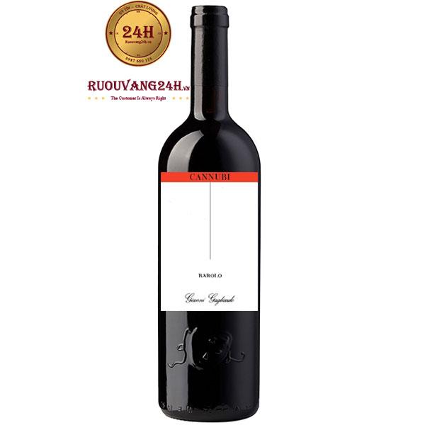 Rượu Vang Gianni Gagliardo Barolo Riserva Cannubi
