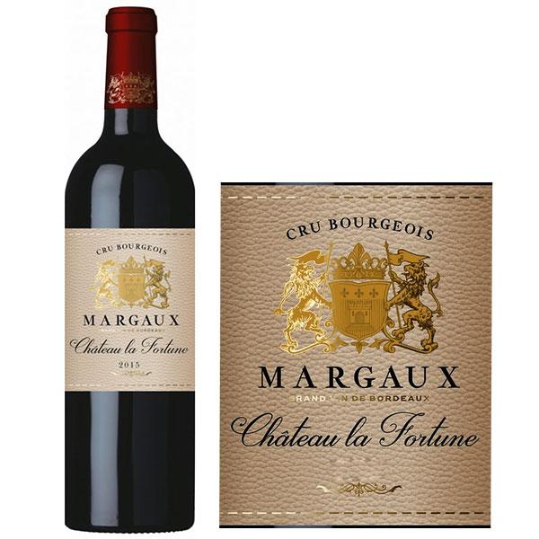 Rượu Vang Pháp Chateau La Fortune