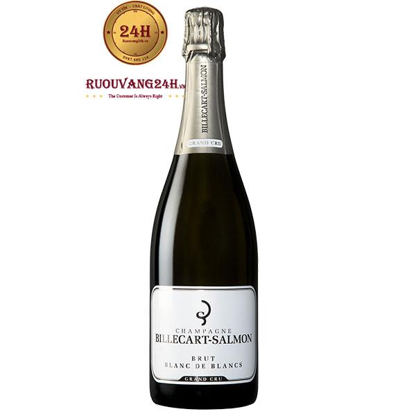Rượu Champagne Billecart Salmon Blanc De Blancs