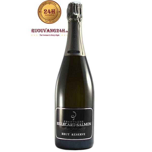 Rượu Champagne Billecart Salmon Brut Réserve