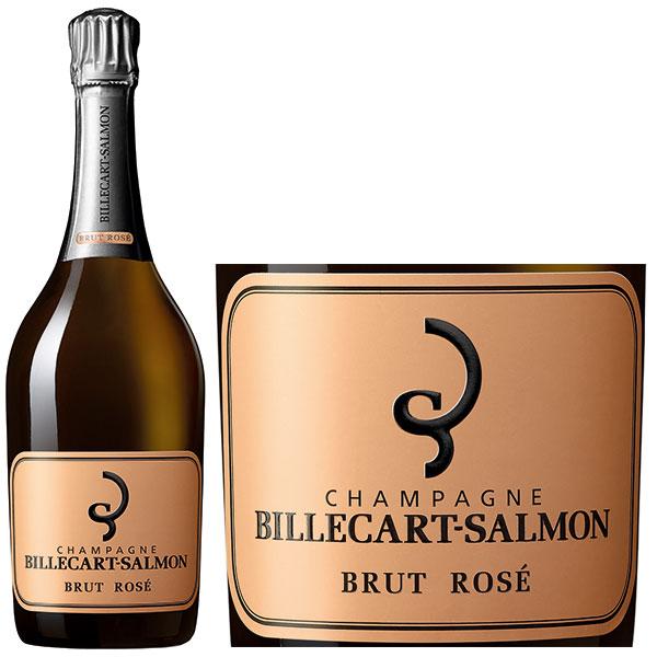 Rượu Champagne Billecart Salmon Brut Rosé
