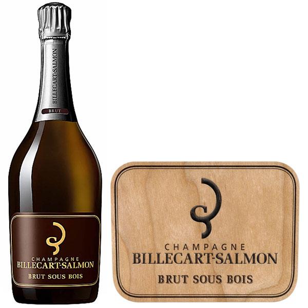 Rượu Champagne Billecart Salmon Brut Sous Bois
