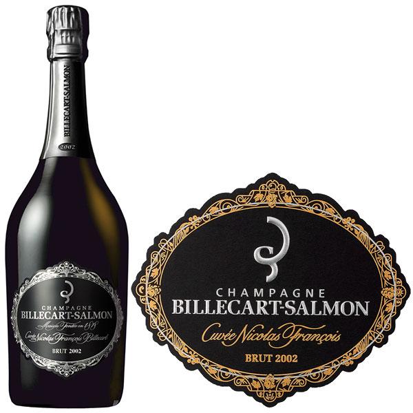 Rượu Champagne Billecart Salmon Cuvee Nicolas François Billecart