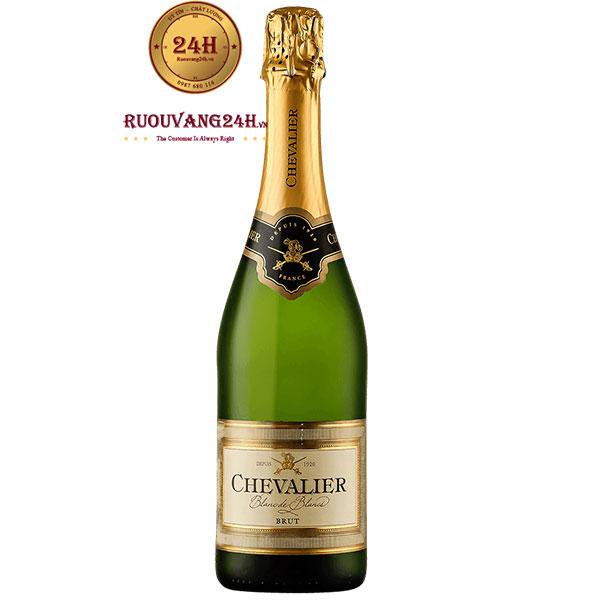 Rượu Champagne ChevalierBlanc De Blancs Brut