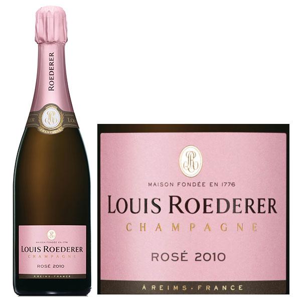 Rượu Champagne Louis Roederer Brut Rosé