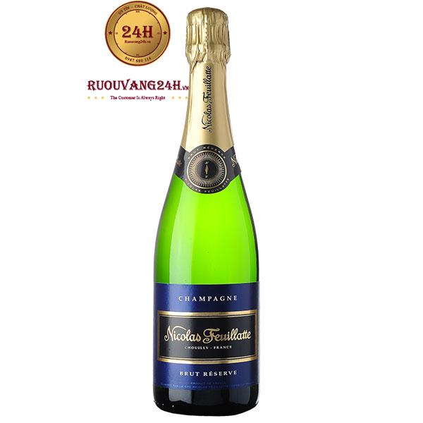 Rượu Champagne Nicolas Feuillatte Brut Reserve