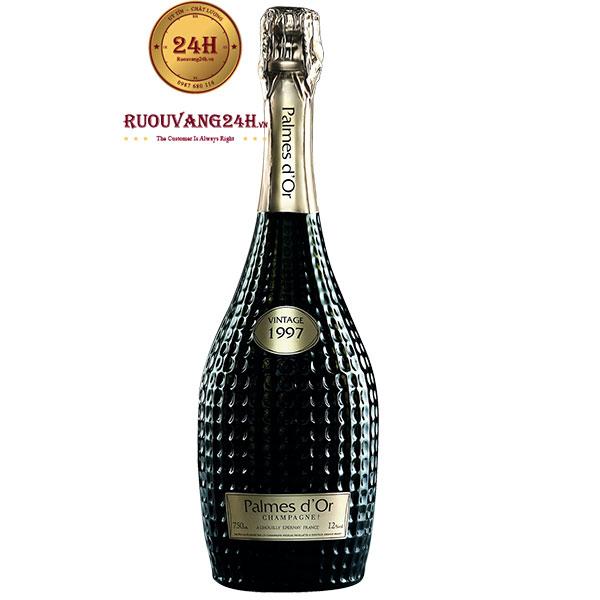 Rượu Champagne Nicolas Feuillatte Palmes D'Or