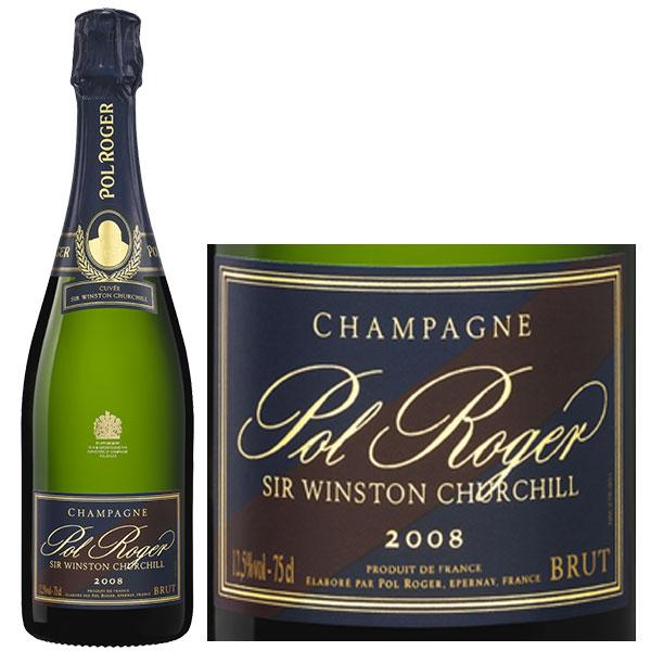 Rượu Champagne Pol Roger Cuvée Winston Churchill