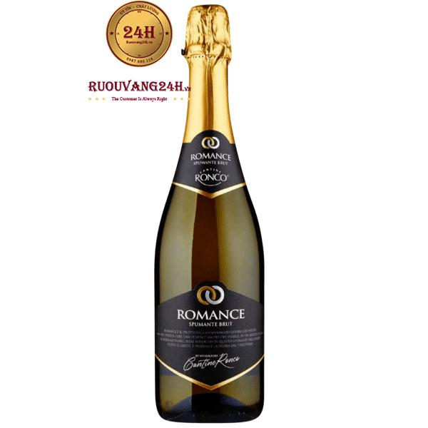 Rượu Sâm Banh Romance Spumante