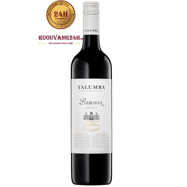 Rượu Vang ÚC Yalumba Barossa Shiraz