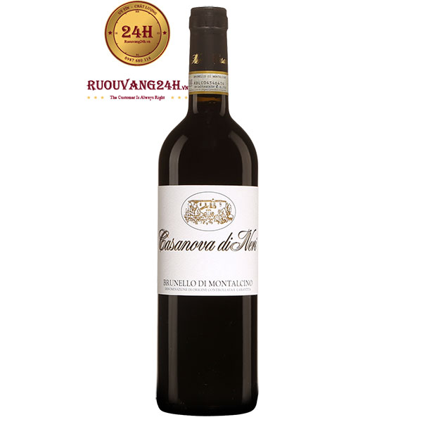 Rượu Vang Ý Casanova Di Neri Brunello Di Montalcino