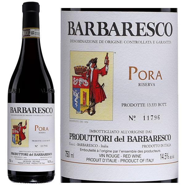 Rượu Vang Ý Produttori Del Barbaresco Pora