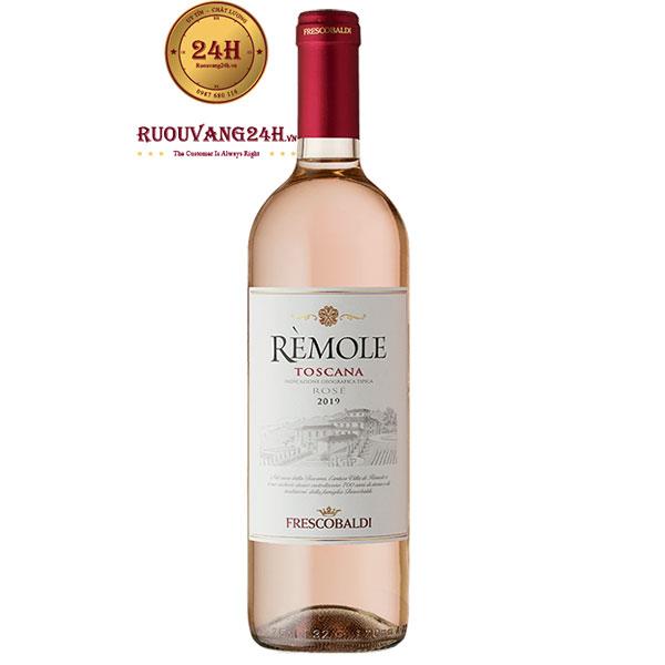 Rượu Vang Ý Frescobaldi Remole Toscana Rose