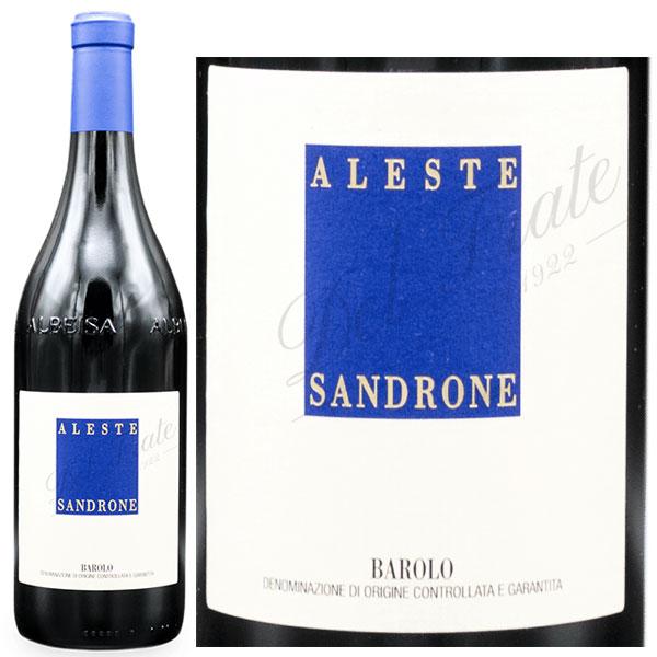 Rượu Vang Ý Sandrone Barolo Aleste