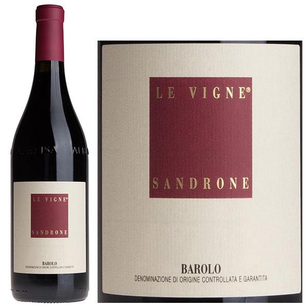 Rượu Vang Ý Sandrone Barolo Le Vigne