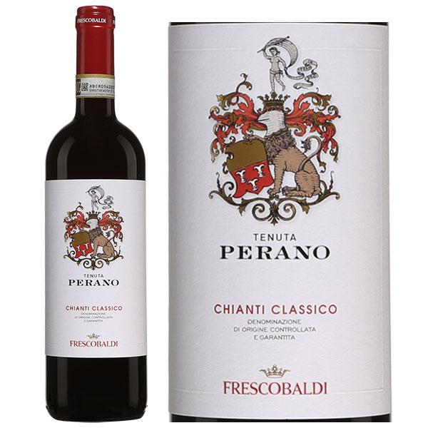 Rượu Vang Ý Tenuta Perano Chianti Classico