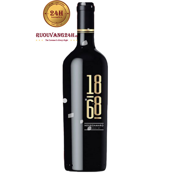 Rượu Vang 1868 Negroamaro